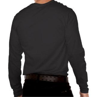Draken och atabaque trummar t shirt