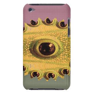 DRAKEöga: För metallfullföljande för ZPRO iPod Touch Skal