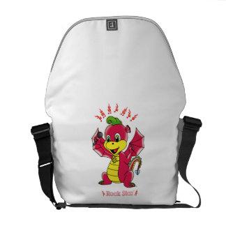 DrakeRockstar™ messenger bag