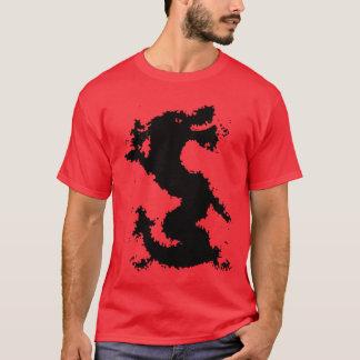 drakesilhouette tröjor