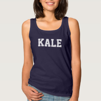 Dräkt för amerikan för tanktop för KALEspagetti