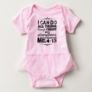 Dräkt för babyTutuPhilippians T Shirts