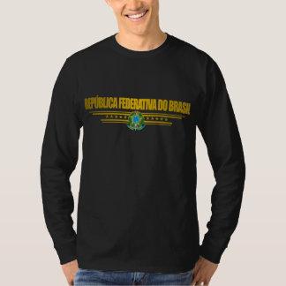 """Dräkt """"för brasiliansk pride"""" t-shirt"""