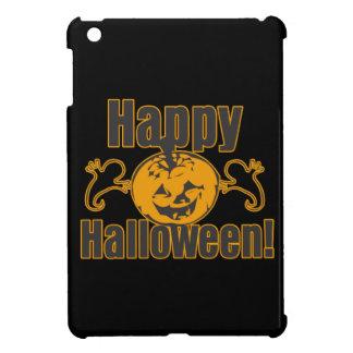 Dräkt för happy halloweenpumpaspöken iPad mini mobil skal
