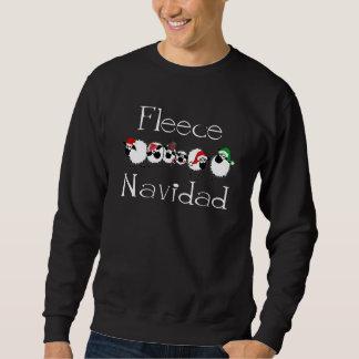 Dräkt för ullNavidad rolig jul Långärmad Tröja