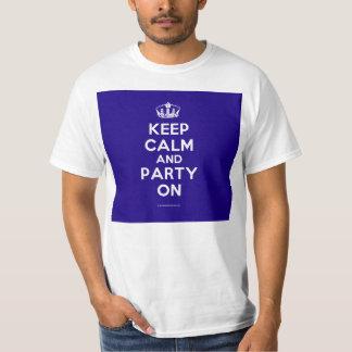 Dräktmanar/kvinnor/ungar Tee Shirt
