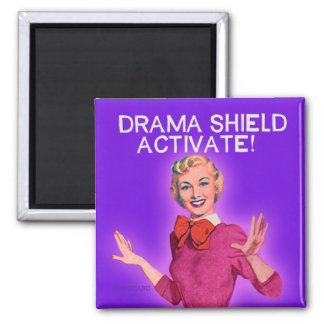 Dramat skyddar aktiverar. Bluntcards. Bluntcard.