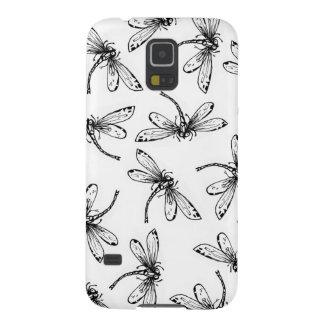 Drangonflies Galaxy S5 Fodral