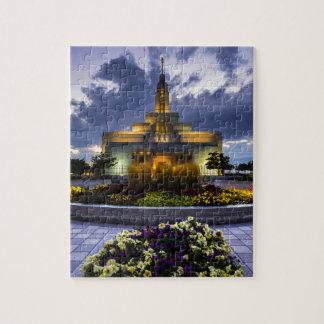 DraperMormonLds tempel - Utah Pussel