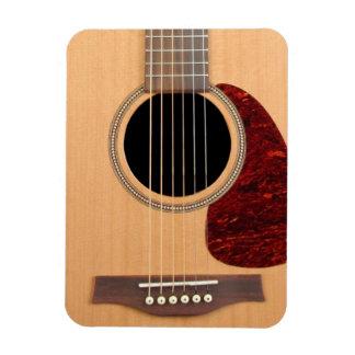 Dreadnought akustisk sex stränger gitarren rektangulär magnet