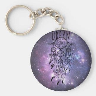 Dreamcatcher Rund Nyckelring