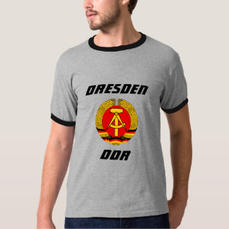 Dresden DDR, Dresden, Tyskland Tee