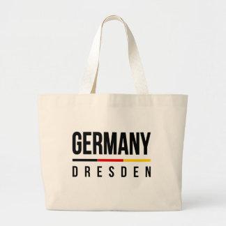 Dresden Tyskland Jumbo Tygkasse