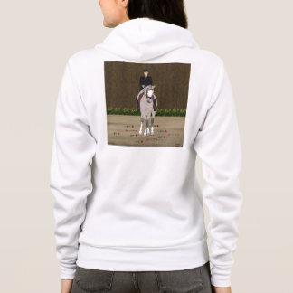 Dressagehäst och ryttare t shirt