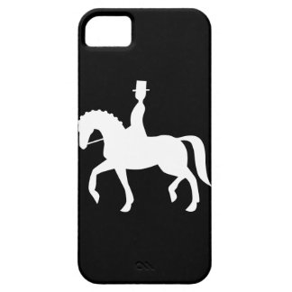 dressagesymbol iPhone 5 fodral