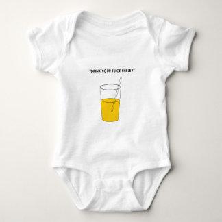 Dricka din fruktsaft Shelby T-shirt