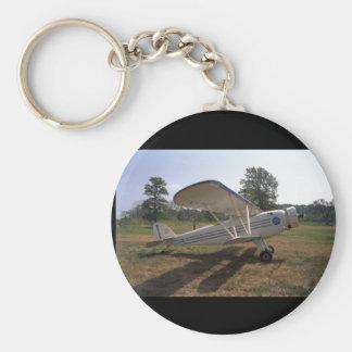 Driggs pil, 1927, flyg för St. Louis_Classic Rund Nyckelring