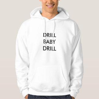 DRILLBORRBABYDRILLBORR (den hooded tröjan) Munkjacka