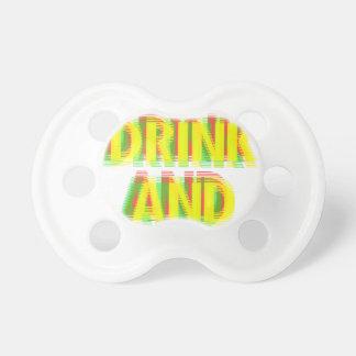 Drink & drev napp