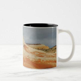 Drink med naturen Två-Tonad mugg