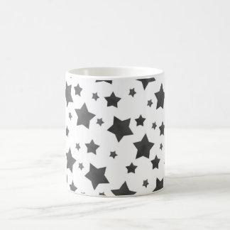 Drink med stjärnor kaffemugg