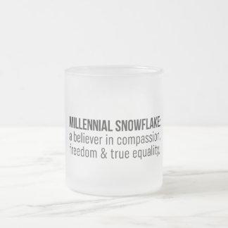 Drink upp frostad glasmugg