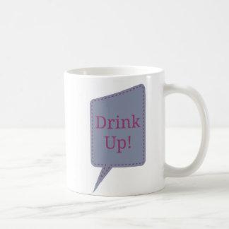 Drink upp! kaffemugg