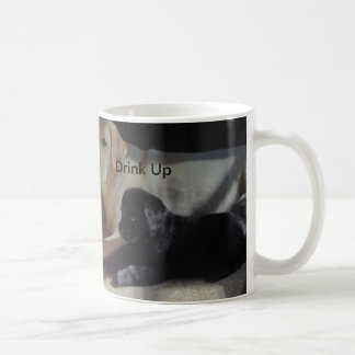 Drink upp kaffemugg