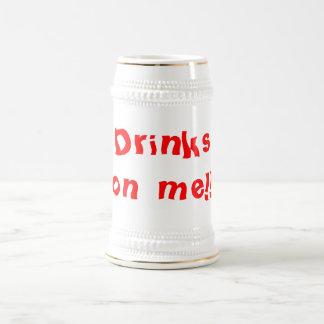 Drinkar på mig!! sejdel