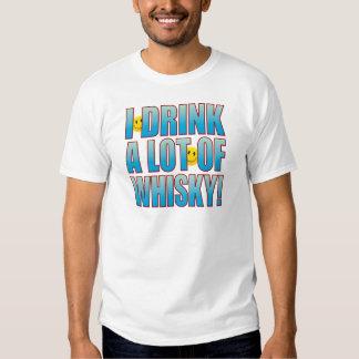 DrinkWhiskyliv B Tshirts
