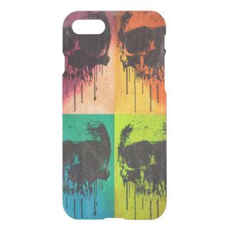 DrippingSkull POPART iPhone 7 Skal