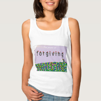 Driva av att förlåta linne