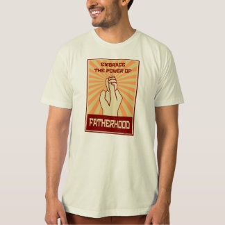 Driva av faderskap t shirt