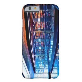 Driva bibliotek barely there iPhone 6 fodral