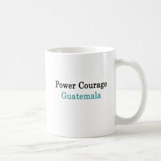 Driva kurage Guatemala Kaffemugg