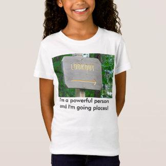 Driva. Låtet någon vet att du ser deras T Shirts
