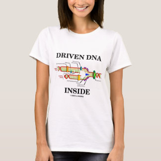 Drivande DNA-insida (DNA-replicationen) T-shirt