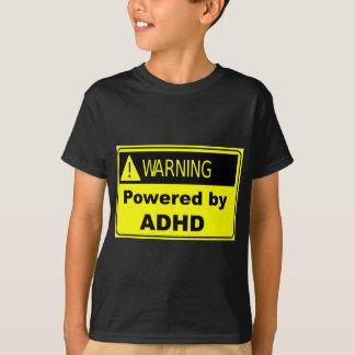 Drivit av ADHD Tee