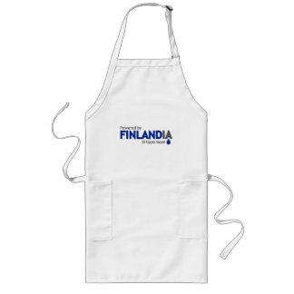 Drivit av det Finlandia förklädet - välj stil & Långt Förkläde