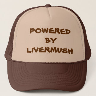 Drivit av Livermush Truckerkeps