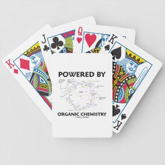 Drivit av organisk kemi (Krebs cyklar), Spelkort