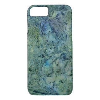 Dröm- Bluegreen abstrakt för åska