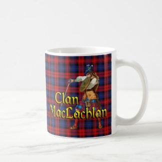 Dröm för klanMacLachlan skott Kaffemugg