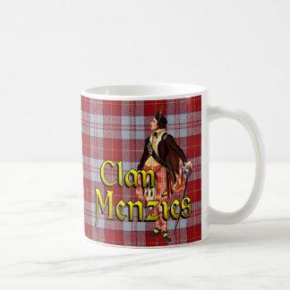 Dröm för klanMenzies skott Kaffemugg
