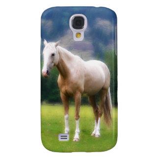 Dröm- häst för Palomino Galaxy S4 Fodral
