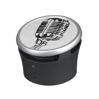 Dröm- stor högtalare för old schoolMic Bluetooth