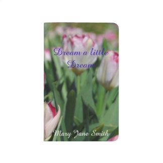 Dröm- trädgård anteckningsbok