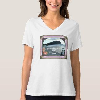 dröm- utslagsplats tee shirt
