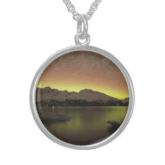 Drömlik aurora sterling silver halsband