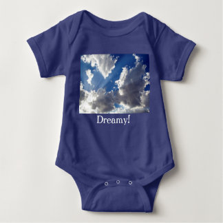 Drömlika moln för babyJersey Bodysuit/ Tee Shirts